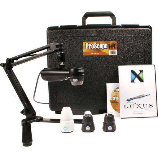 proscope qc lab,microscope set,digital microscope,microscope kit