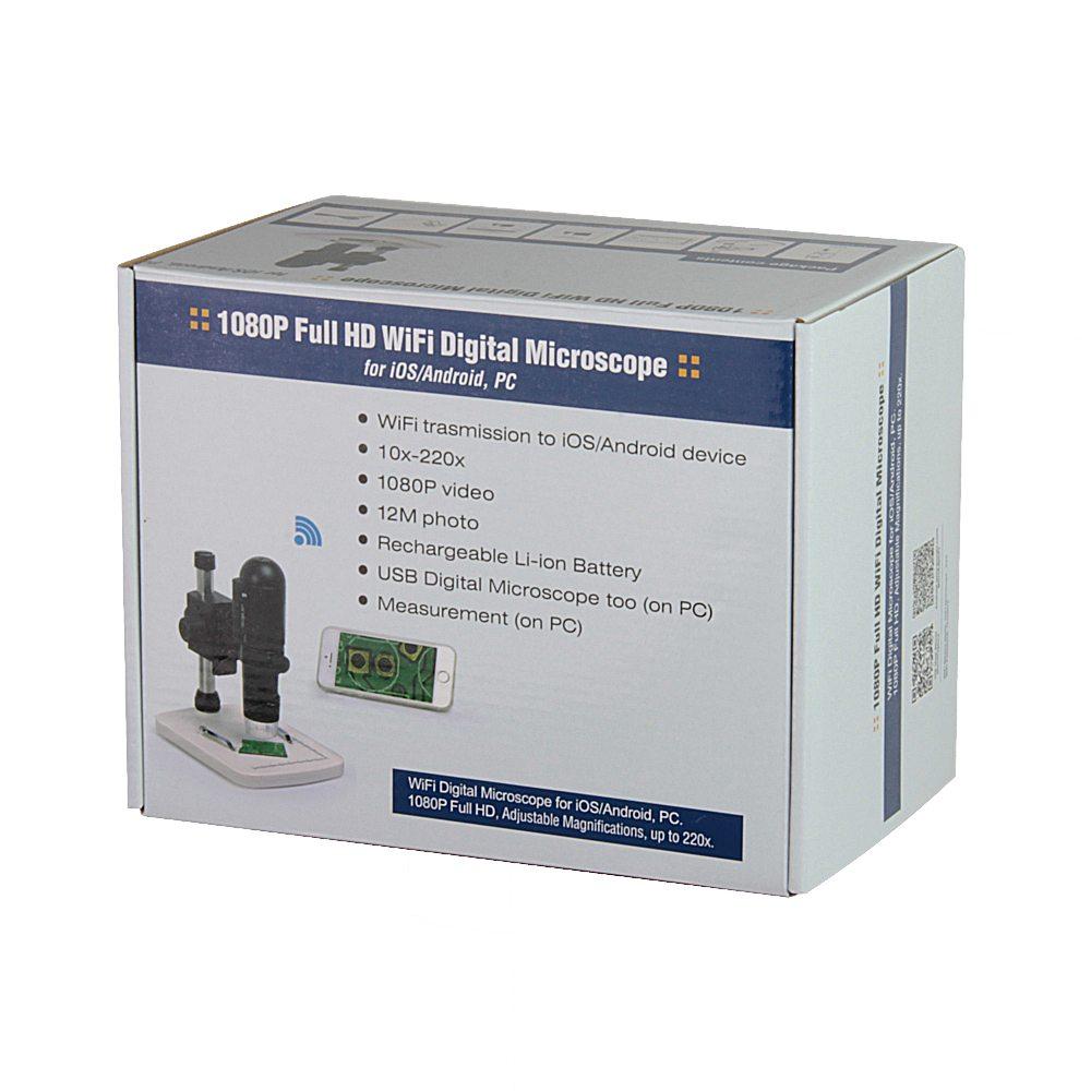 Digital Microscope Set - 1080P WiFi | ProScope